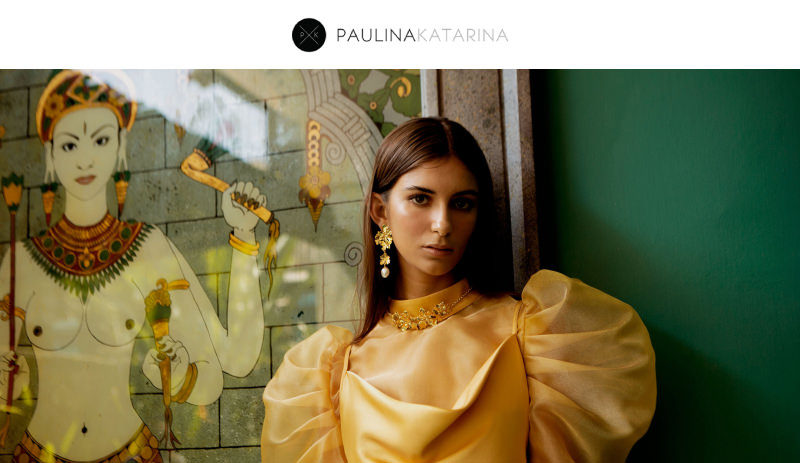 82Cart E-commerce Client - Paulina Katarina Fashion Online Store Website