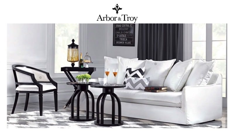 82Cart E-commerce Client - Arbor & Troy Home Furniture and Decoration Online Store Website